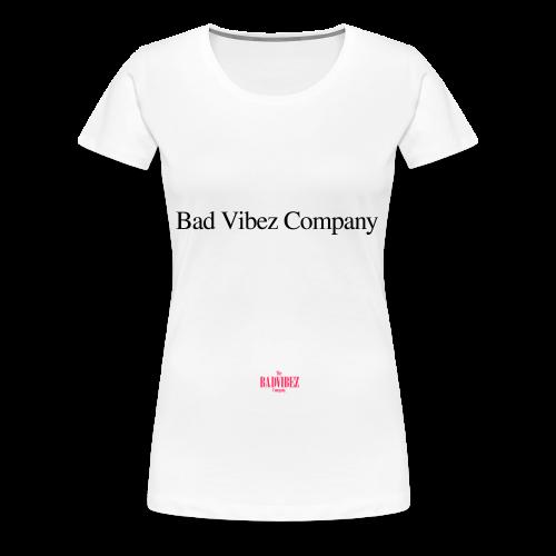 bvc - Women's Premium T-Shirt