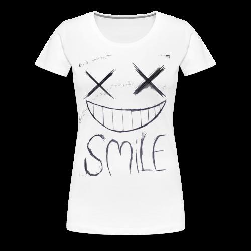 Smile - Women's Premium T-Shirt