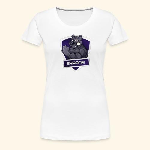 SHAAN X WOLFY - Women's Premium T-Shirt