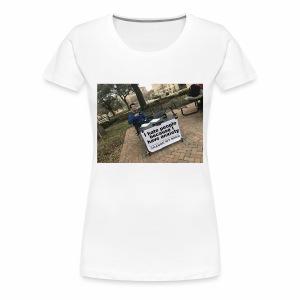 Change My Mind Meme - Women's Premium T-Shirt