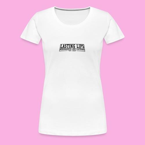 Lasting Lips Merchandise and Clothing - Women's Premium T-Shirt