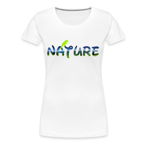 naturecontest - Women's Premium T-Shirt