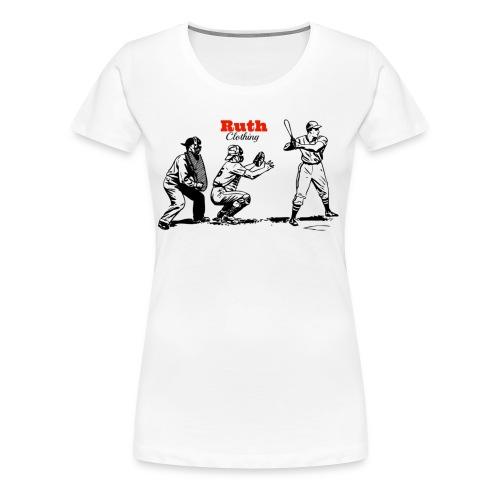 Ruth Clothing Official Logo - Women's Premium T-Shirt