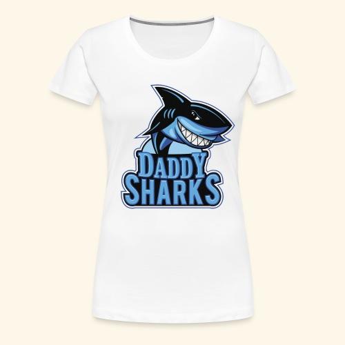 Doo Doo Doo Daddy Shark Doo Doo Doo - Women's Premium T-Shirt