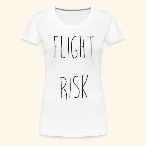 flightrisk - Women's Premium T-Shirt