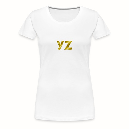 GOLDEN YZ - Women's Premium T-Shirt