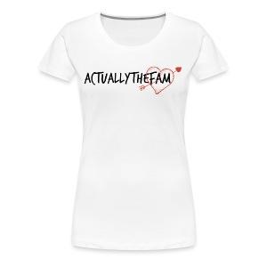 ActuallyTheFam - Women's Premium T-Shirt
