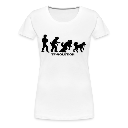 TF-Volution - Women's Premium T-Shirt