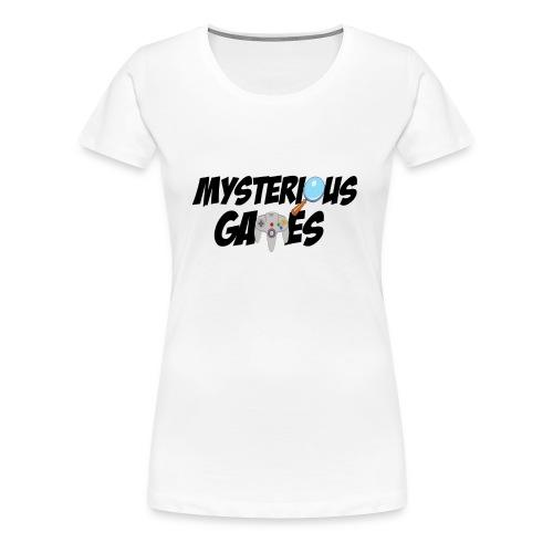 T shirt logo - Women's Premium T-Shirt
