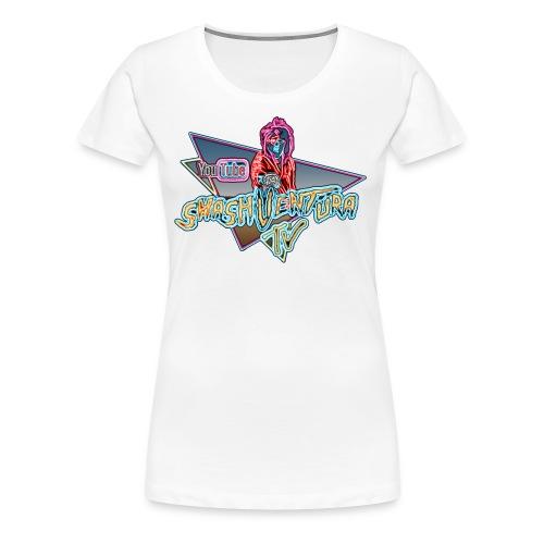 Smash Ventura TV gloss 2 - Women's Premium T-Shirt