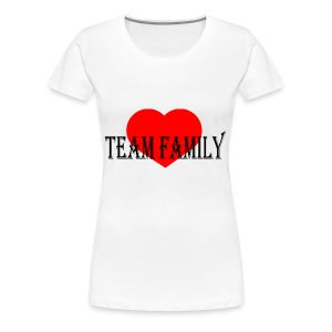 Team Family - Women's Premium T-Shirt