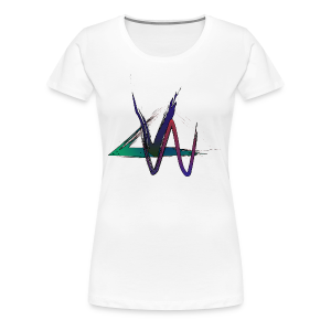 Variance Just the logo - Women's Premium T-Shirt