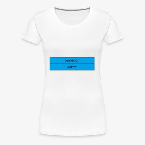 new logo tee - Women's Premium T-Shirt