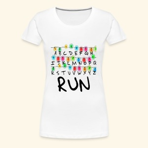 run things - Women's Premium T-Shirt
