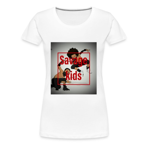 B9DA6C59 46C5 432E 881F DE9F449BC420 - Women's Premium T-Shirt