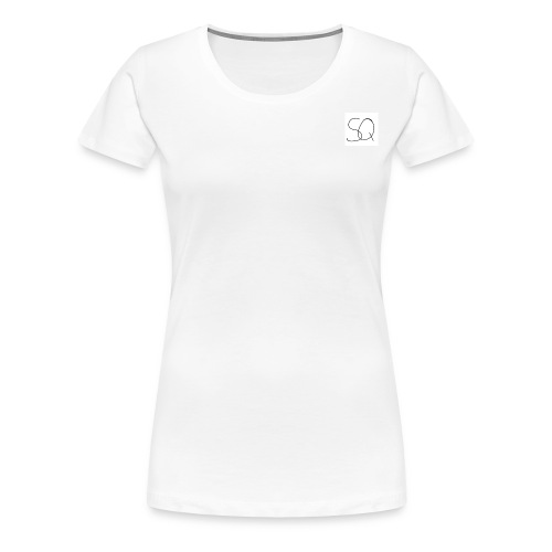 Smokey Quartz SQ T-shirt - Women's Premium T-Shirt