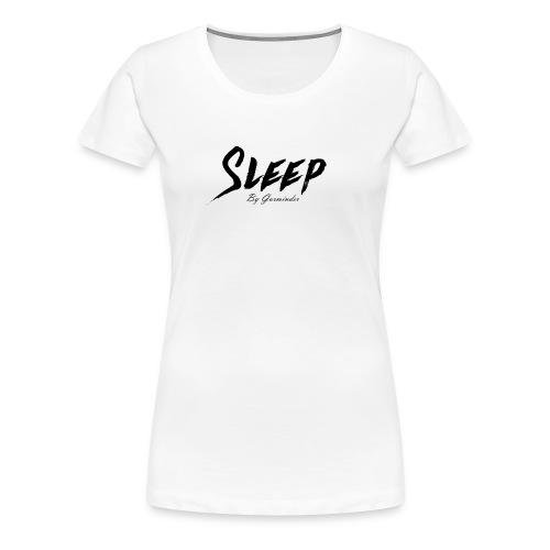 Sleep - Women's Premium T-Shirt