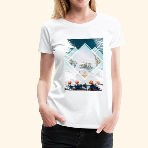 Fancy - Women's Premium T-Shirt