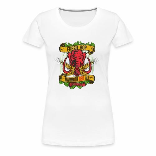 Red Ale - Women's Premium T-Shirt