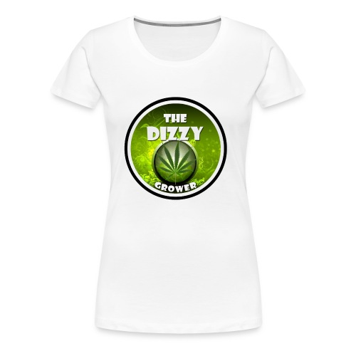 The DG Logo - Women's Premium T-Shirt