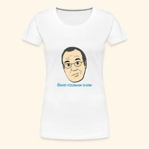 David Feldman Show Official Logo - Women's Premium T-Shirt
