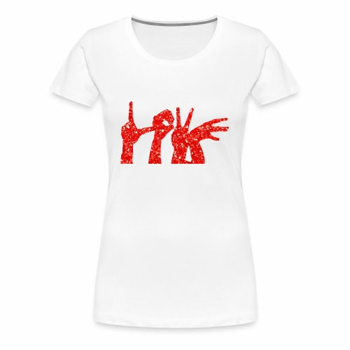 Ruby Love - Women's Premium T-Shirt