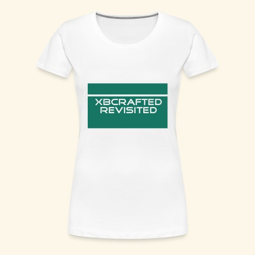 xBrevisited - Women's Premium T-Shirt