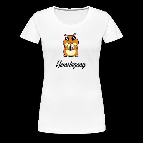 Hamstagang Black - Women's Premium T-Shirt
