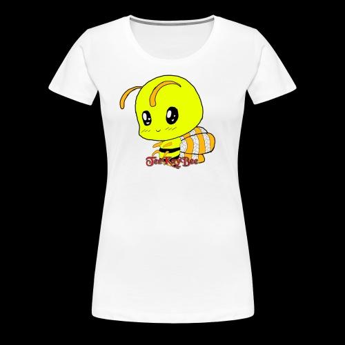 The Bee - Women's Premium T-Shirt