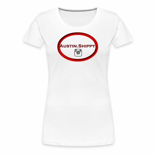 Austin.Shippy - Women's Premium T-Shirt