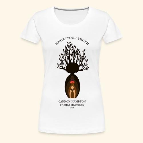 Family Tree - Women's Premium T-Shirt