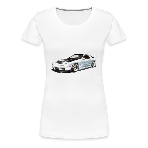 Mazda - Women's Premium T-Shirt