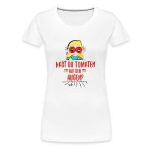 German Expression - Women's Premium T-Shirt