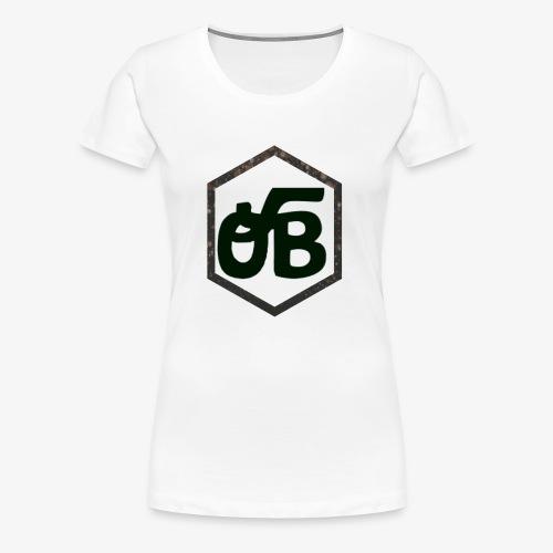 Oddball Logo 3? - Women's Premium T-Shirt