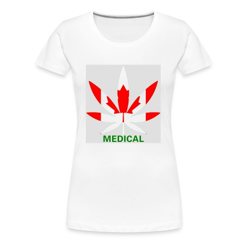 CA Medical - Women's Premium T-Shirt