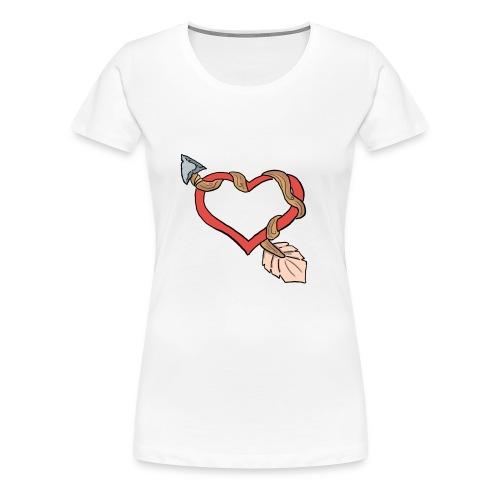 Twisted Arrow - Women's Premium T-Shirt