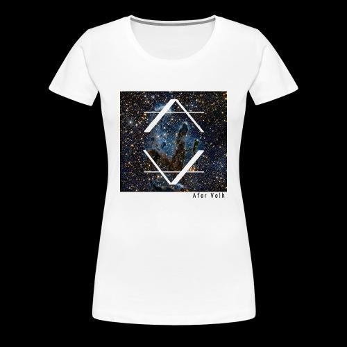 Afor Volk V2 - Women's Premium T-Shirt