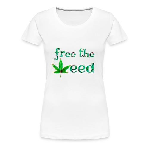 Life Flower - Women's Premium T-Shirt