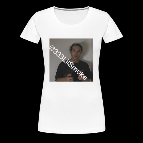 @333LilSmoke Merch - Women's Premium T-Shirt