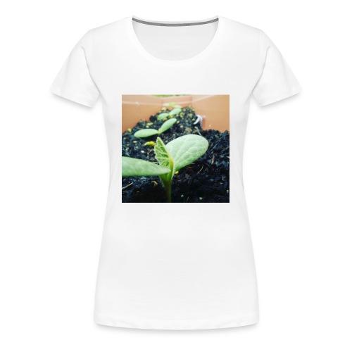 Small Plants - Women's Premium T-Shirt