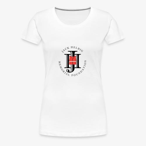 JHMF Logo - Women's Premium T-Shirt