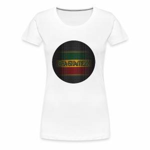 SHASHAMENE ROUND9MB - Women's Premium T-Shirt