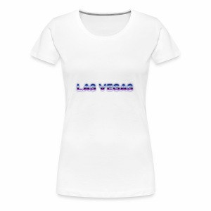 80s Style Las Vegas - Women's Premium T-Shirt