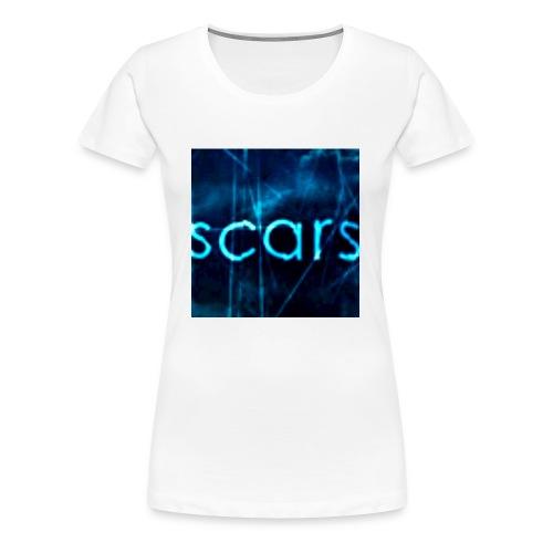 Scarsrsl_yt Hoodie W - Women's Premium T-Shirt