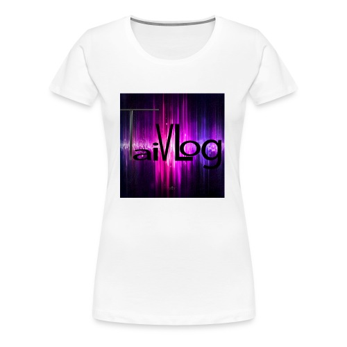 TaiVlog - Women's Premium T-Shirt