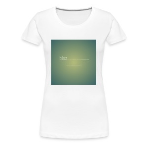 Blaze dead - Women's Premium T-Shirt