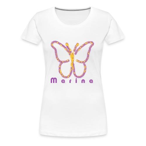 pixie dust butterflly - Women's Premium T-Shirt