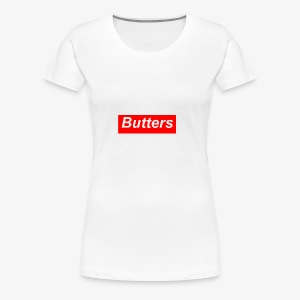 Supreme Butters Parody - Women's Premium T-Shirt