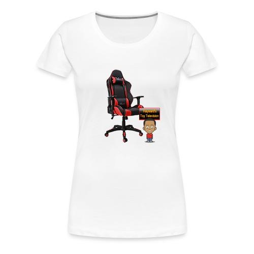 41ZbqrN555qE0L AC US218 - Women's Premium T-Shirt