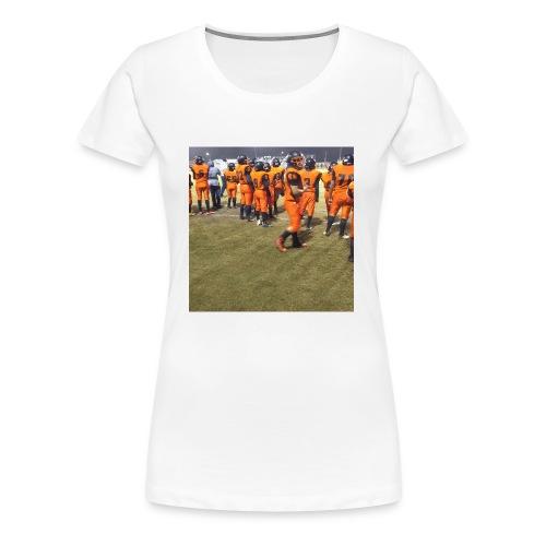 Football team - Women's Premium T-Shirt